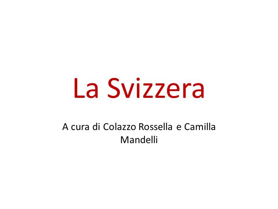 A cura di Colazzo Rossella e Camilla Mandelli