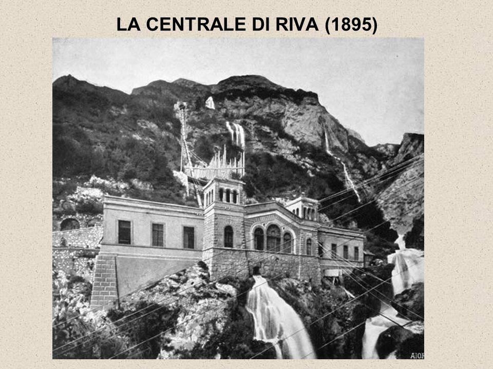 LA CENTRALE DI RIVA (1895)