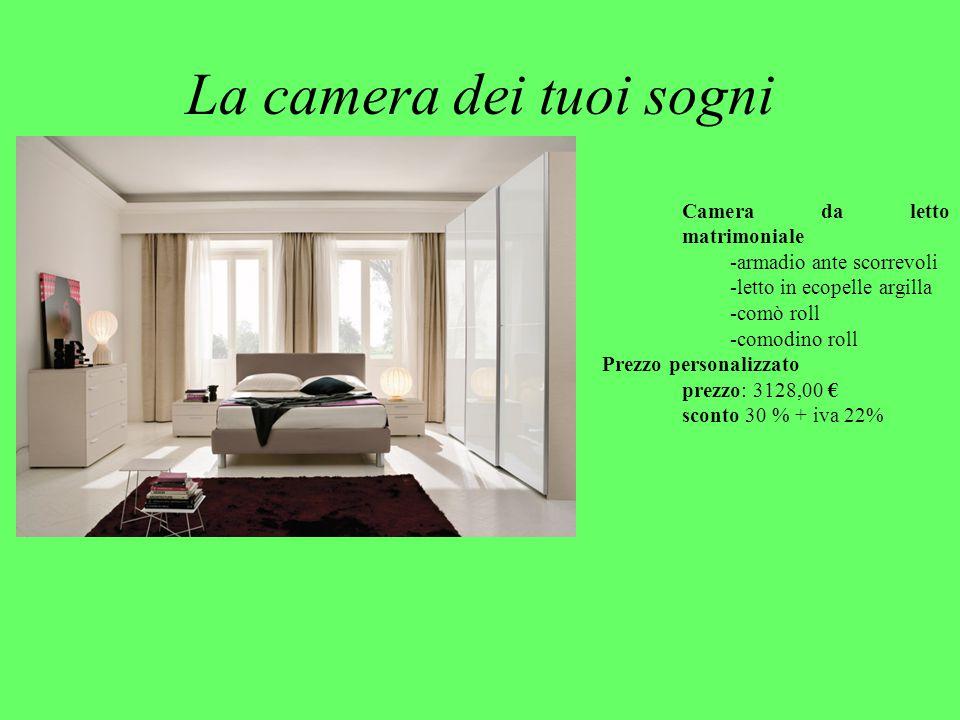 La camera dei tuoi sogni
