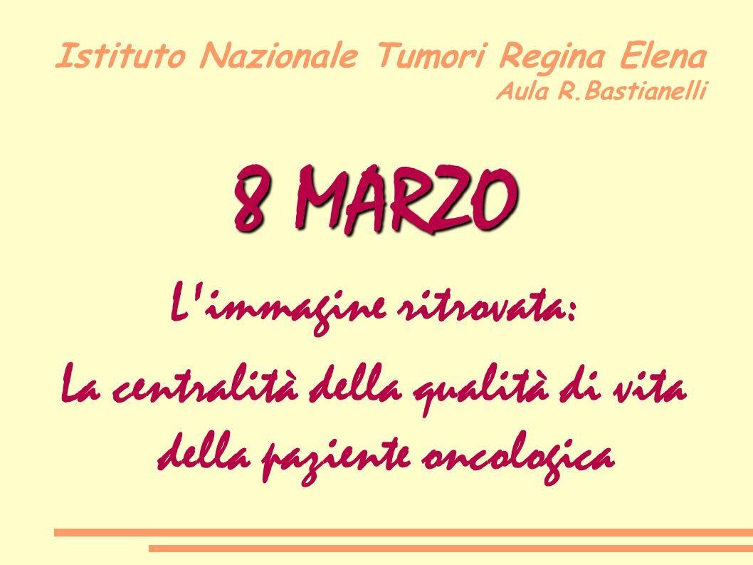 Istituto Nazionale Tumori Regina Elena Aula R.Bastianelli