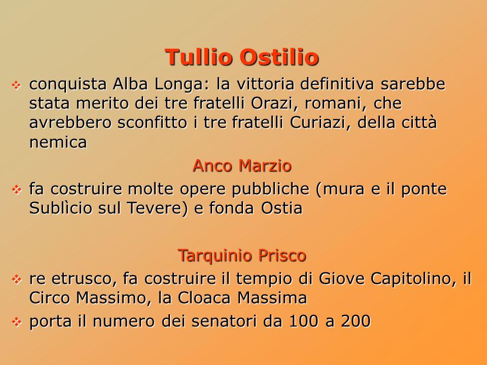 Tullio Ostilio
