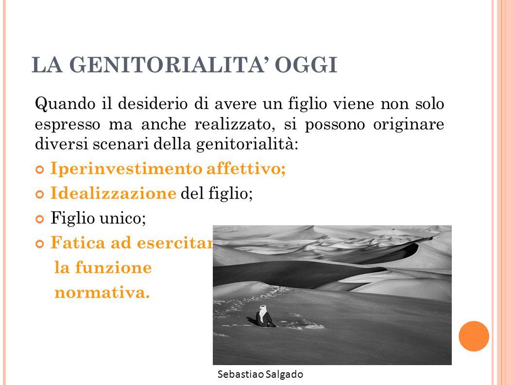 LA GENITORIALITA' OGGI