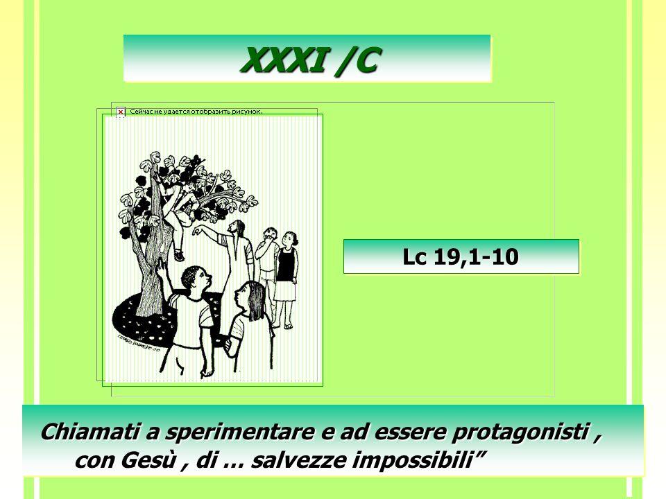 XXXI /C Lc 19,1-10.
