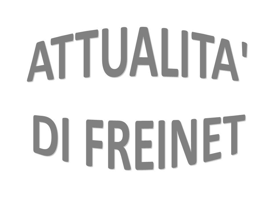 ATTUALITA DI FREINET