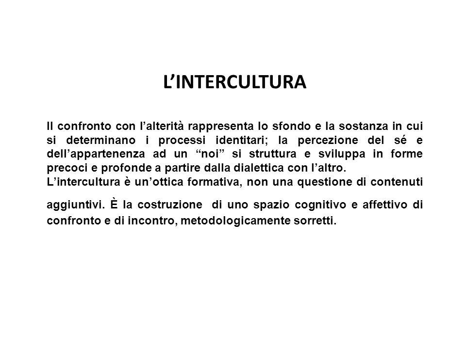 L'INTERCULTURA