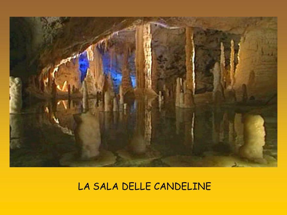 LA SALA DELLE CANDELINE