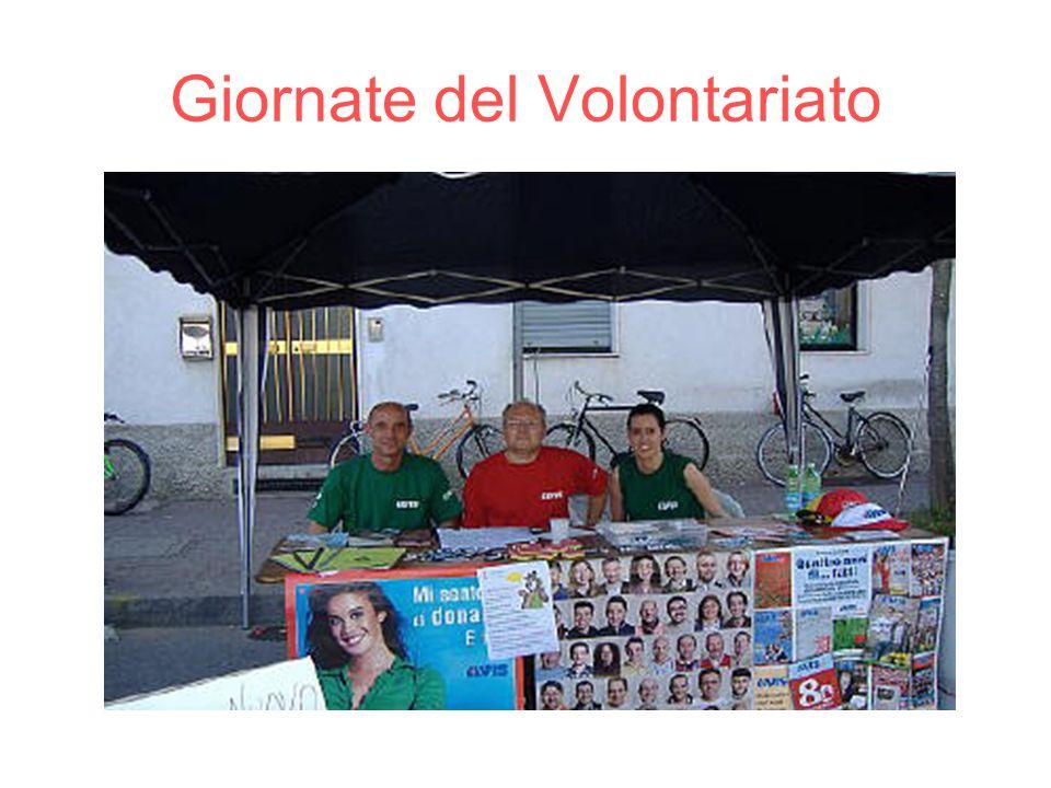 Giornate del Volontariato