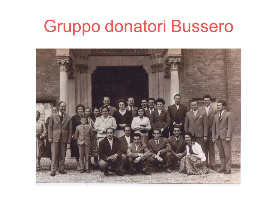 Gruppo donatori Bussero