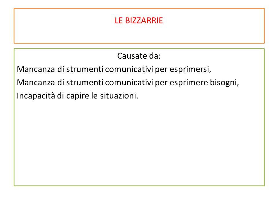 LE BIZZARRIE