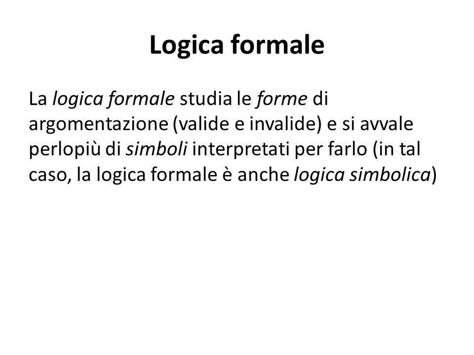 Logica formale