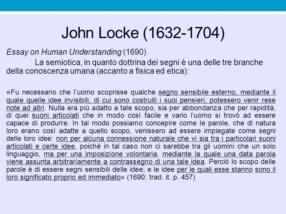 essay on human understanding john locke An essay concerning human understanding has 12,013 ratings and 82 reviews rowland said: the essay concerning human understanding is sectioned into four.