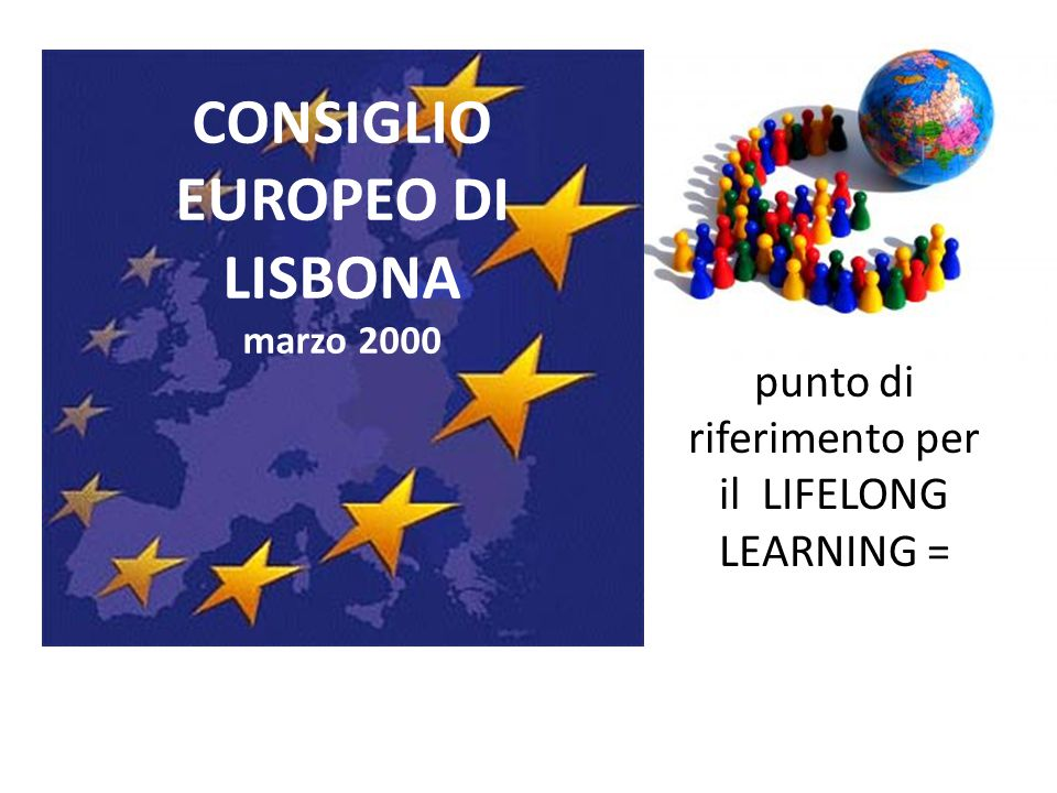 CONSIGLIO EUROPEO DI LISBONA marzo 2000