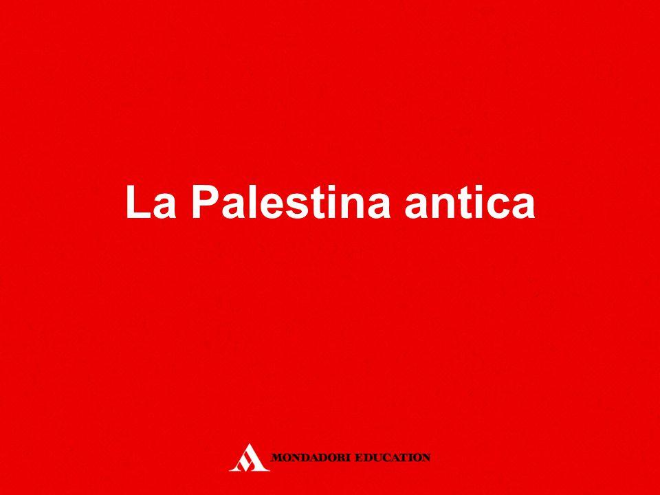 La Palestina antica