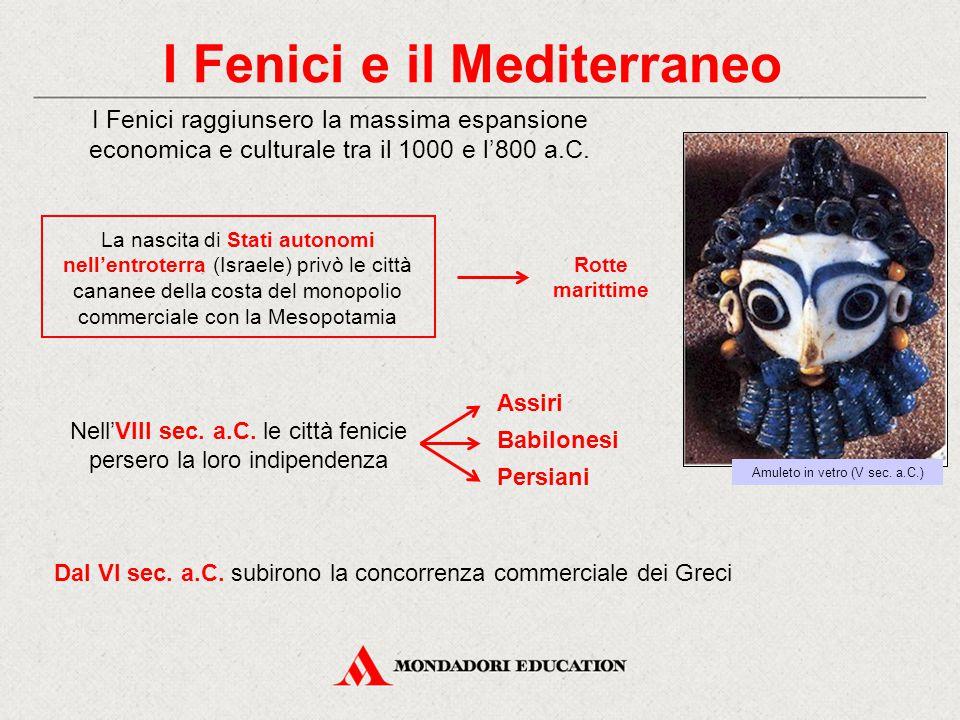 I Fenici e il Mediterraneo