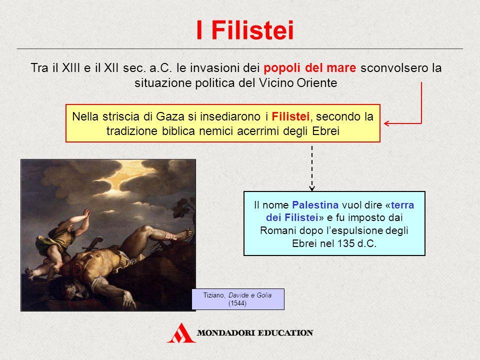 Tiziano, Davide e Golia (1544)