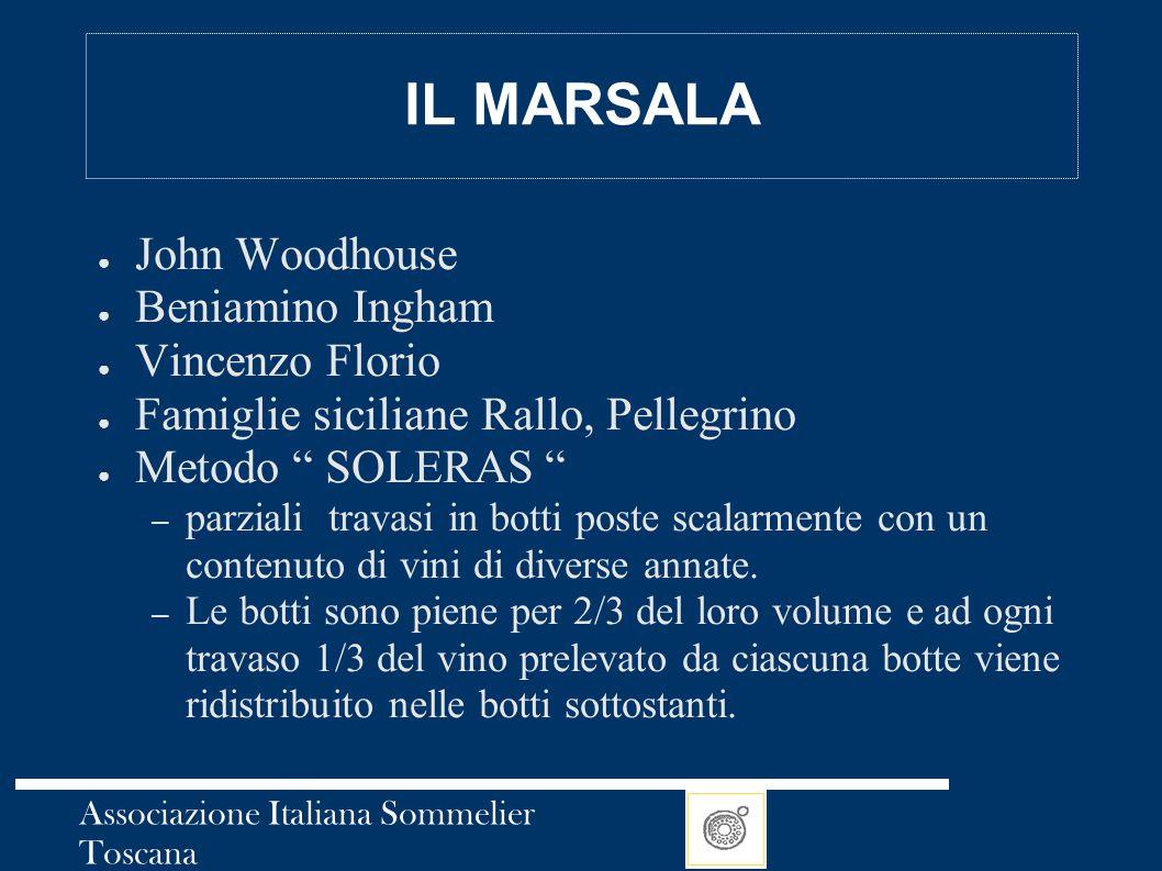 IL MARSALA John Woodhouse Beniamino Ingham Vincenzo Florio