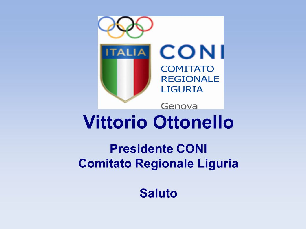 Comitato Regionale Liguria