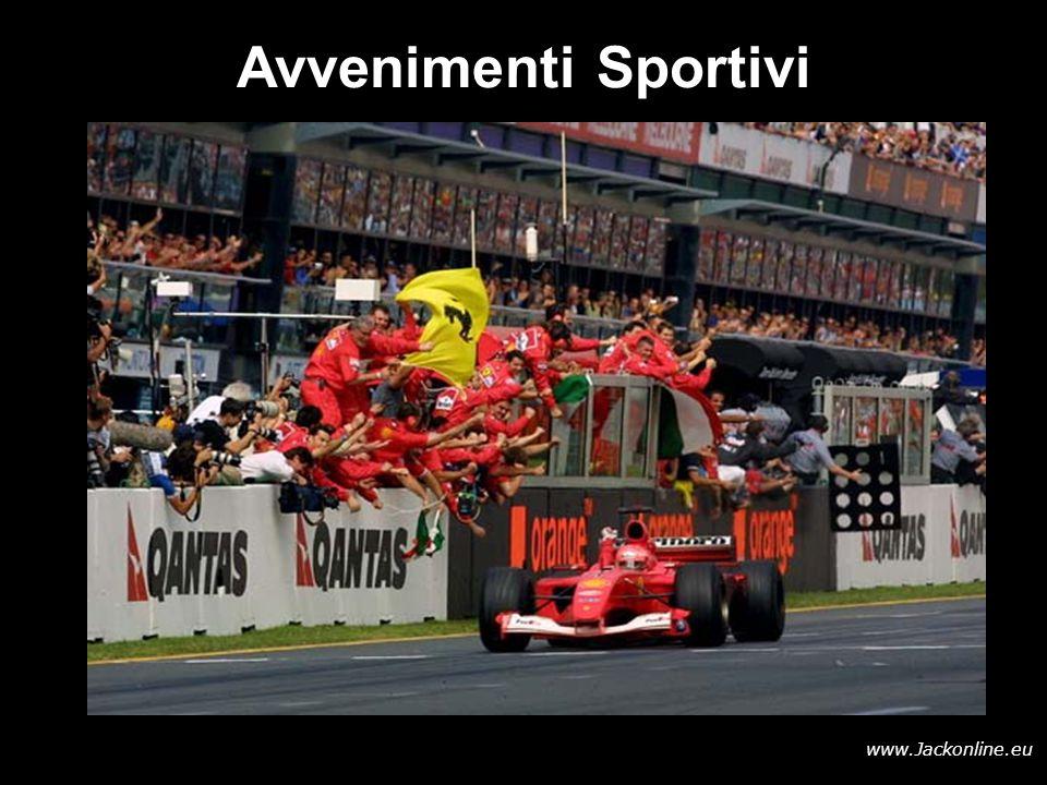 Avvenimenti Sportivi