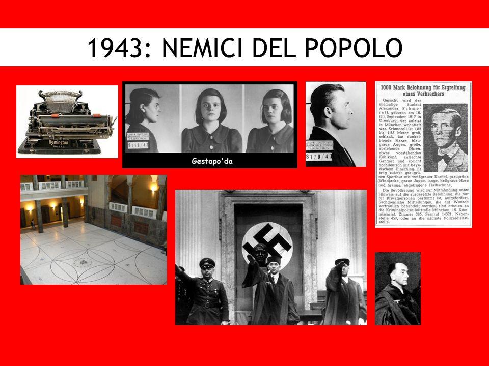 1943: NEMICI DEL POPOLO