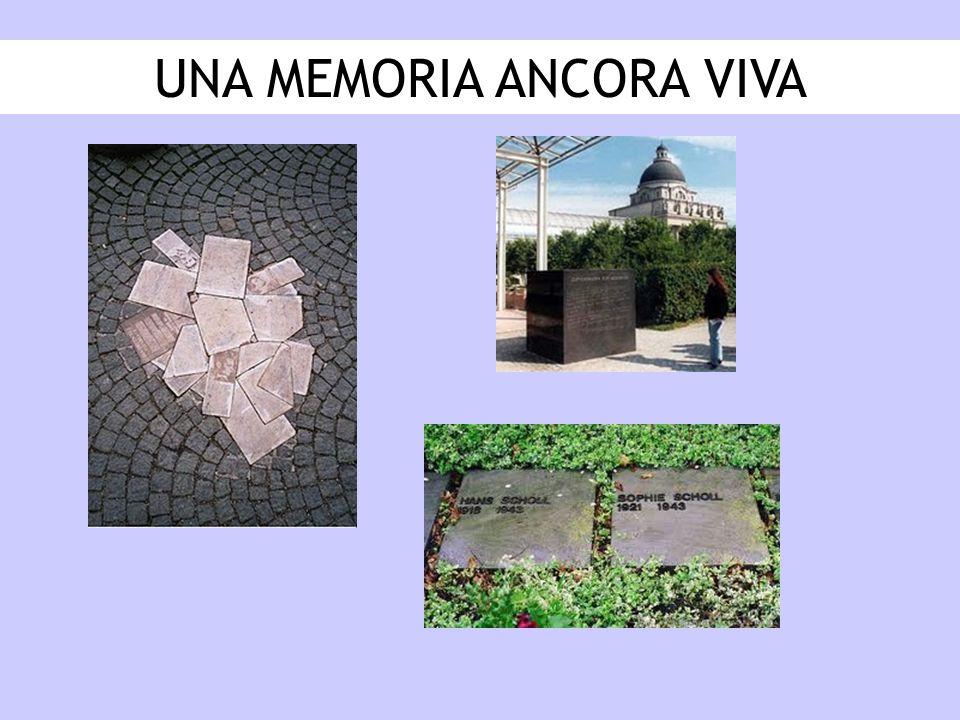 UNA MEMORIA ANCORA VIVA