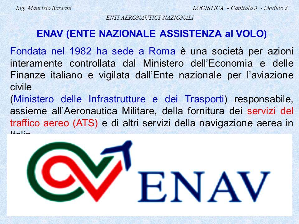 ENAV (ENTE NAZIONALE ASSISTENZA al VOLO)
