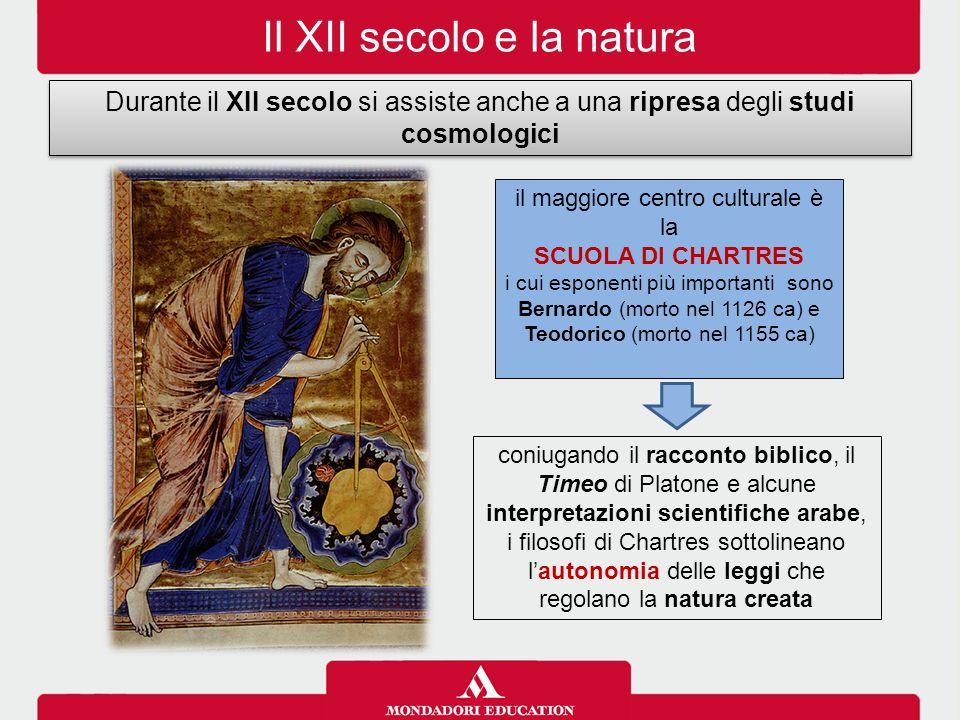 Il XII secolo e la natura