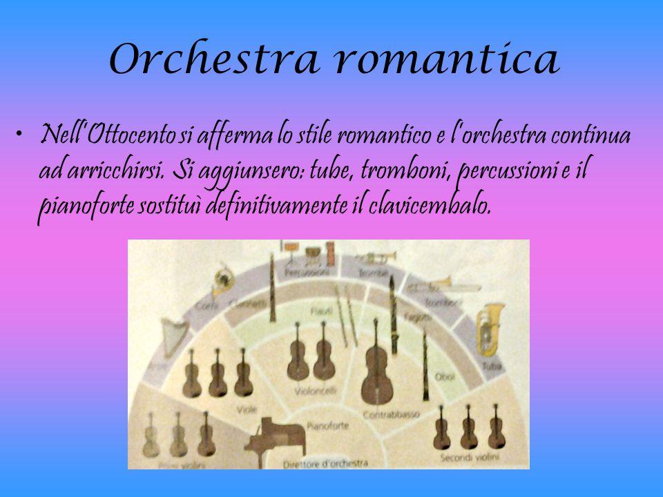 Orchestra romantica