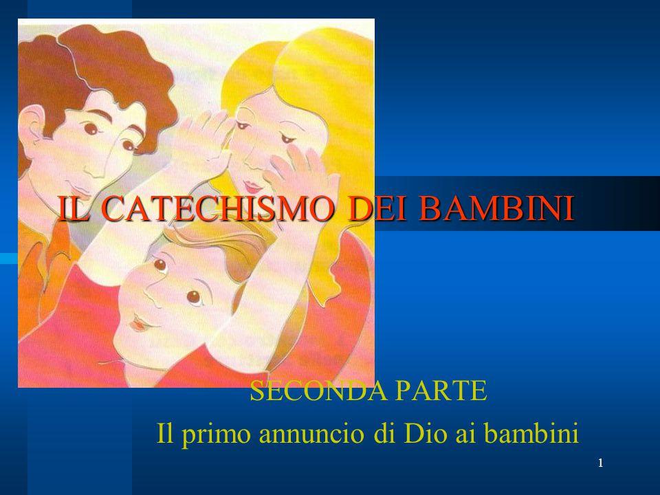 IL CATECHISMO DEI BAMBINI