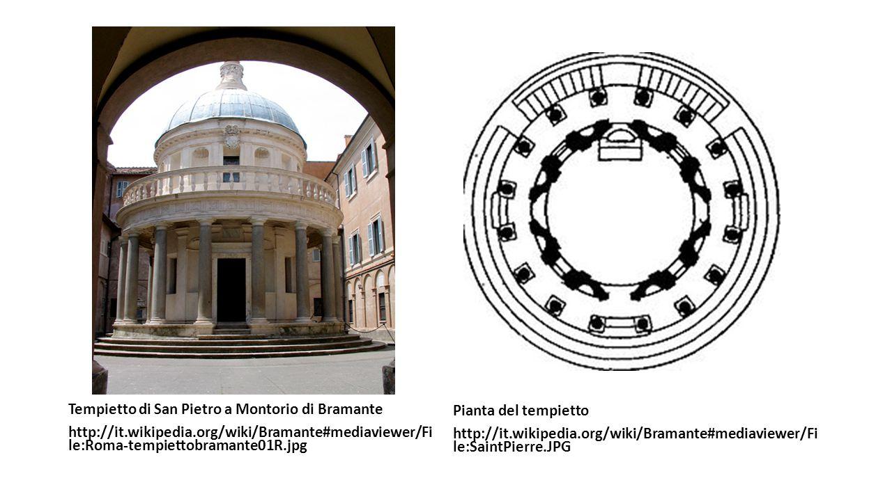 Tempietto di San Pietro a Montorio di Bramante