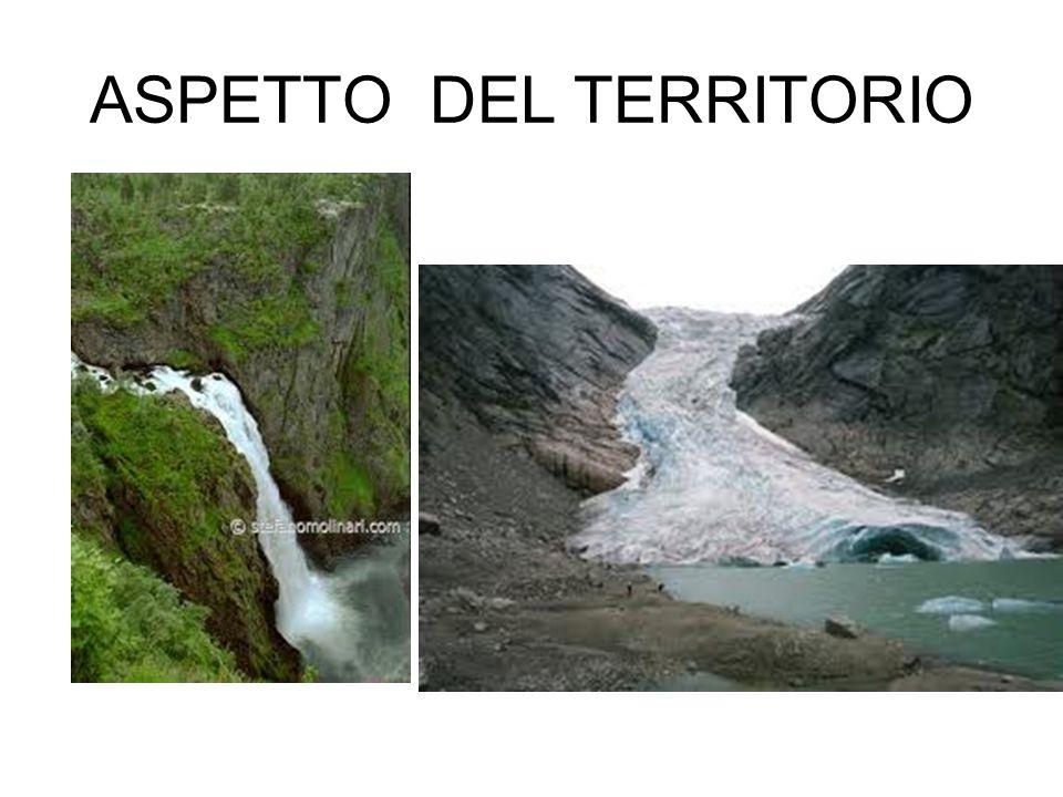 ASPETTO DEL TERRITORIO