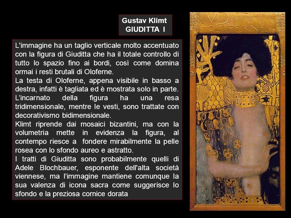 Gustav Klimt GIUDITTA I.