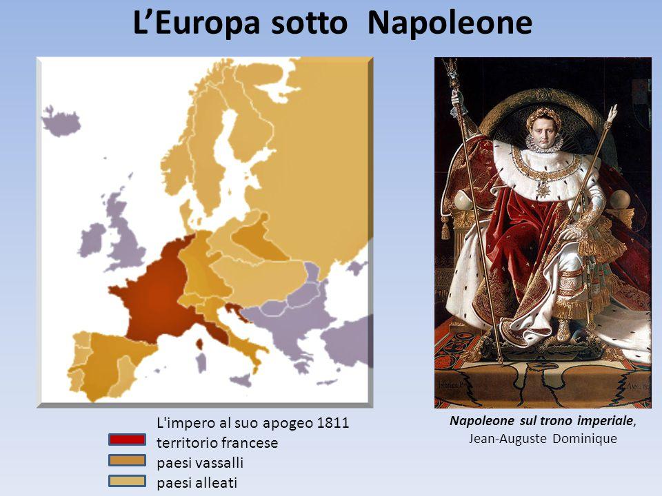 L'Europa sotto Napoleone