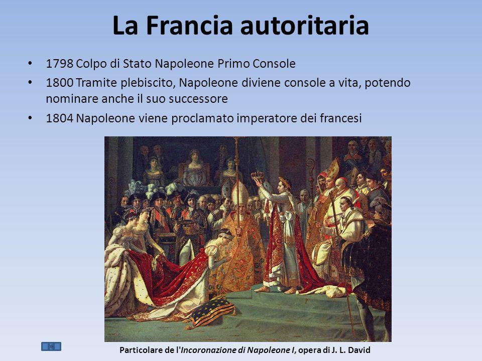 La Francia autoritaria