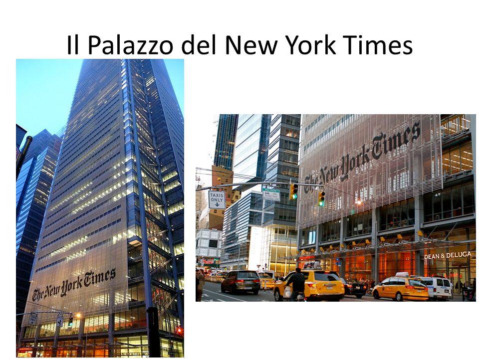 Il Palazzo del New York Times