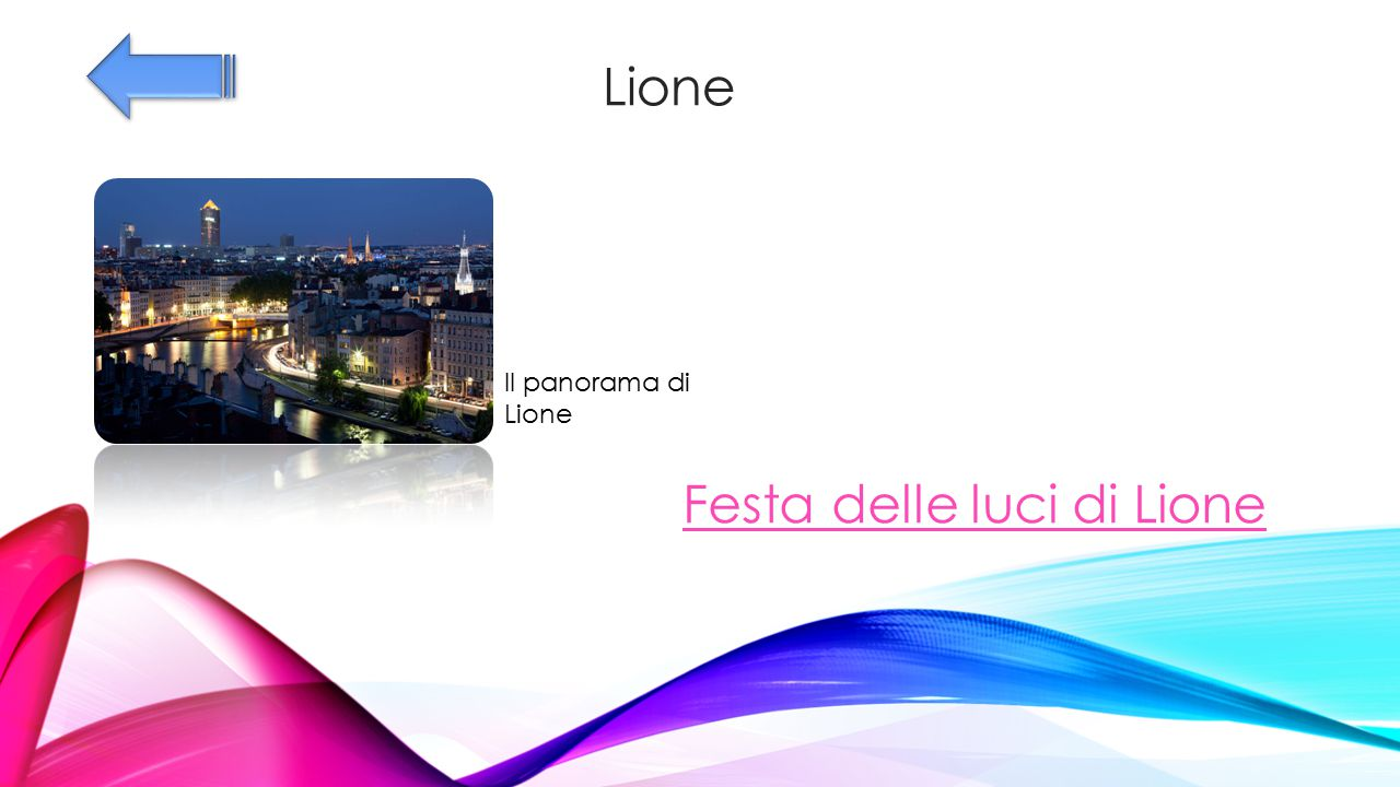 Festa delle luci di Lione