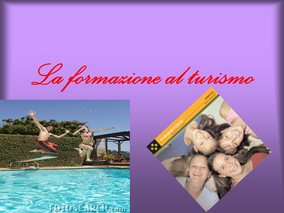 La formazione al turismo