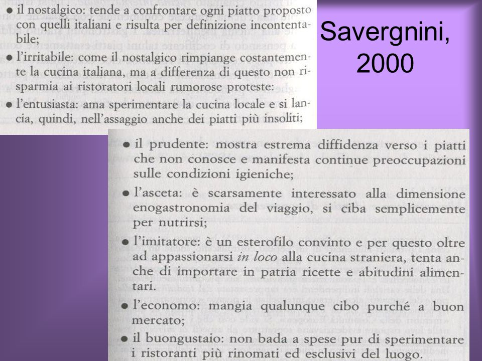 Savergnini, 2000
