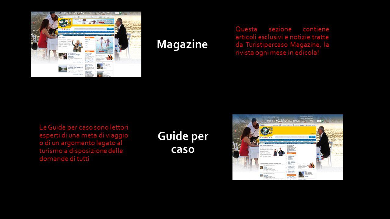 Magazine Guide per caso