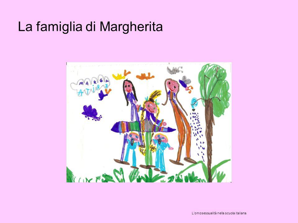 La famiglia di Margherita