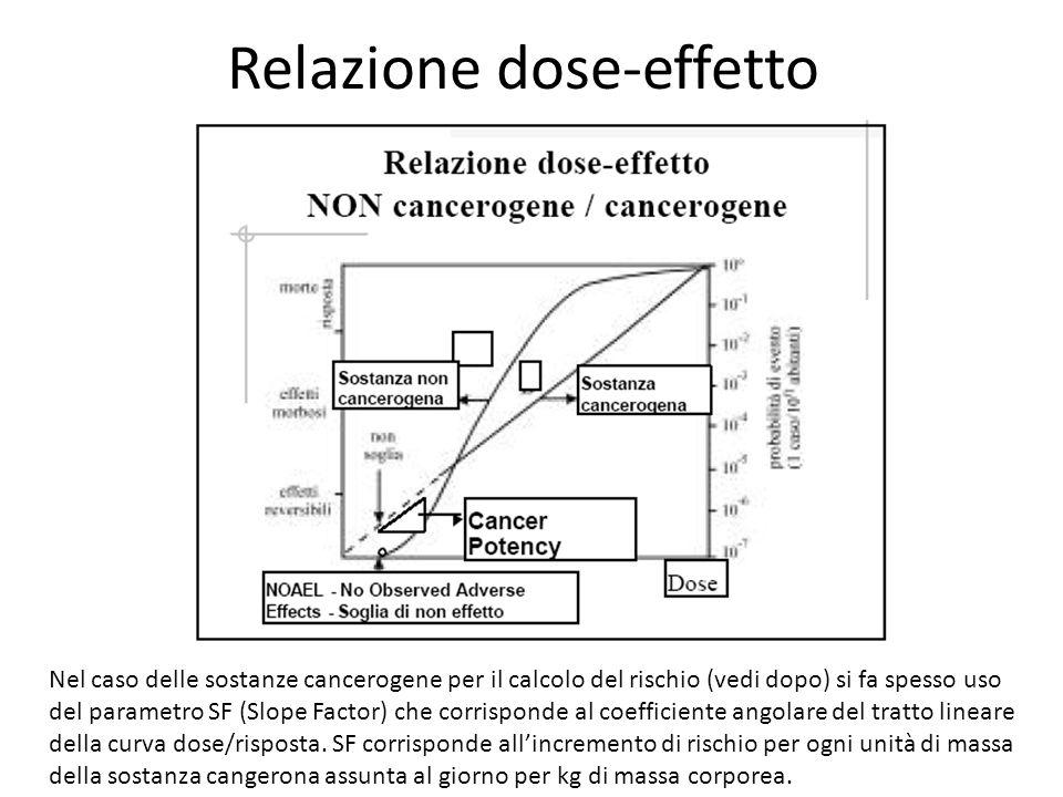 Relazione dose-effetto