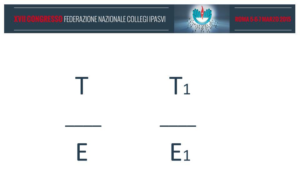 T T1 ____ ____ E E1