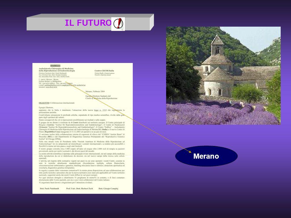 IL FUTURO Merano