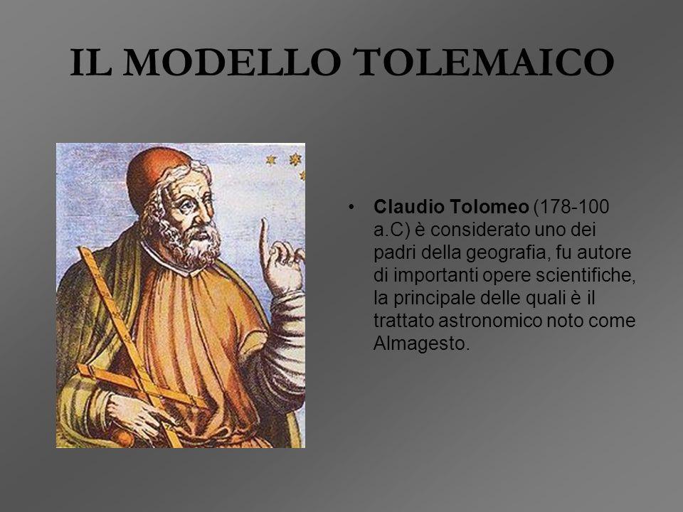 IL MODELLO TOLEMAICO