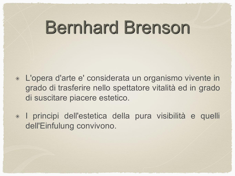 Bernhard Brenson