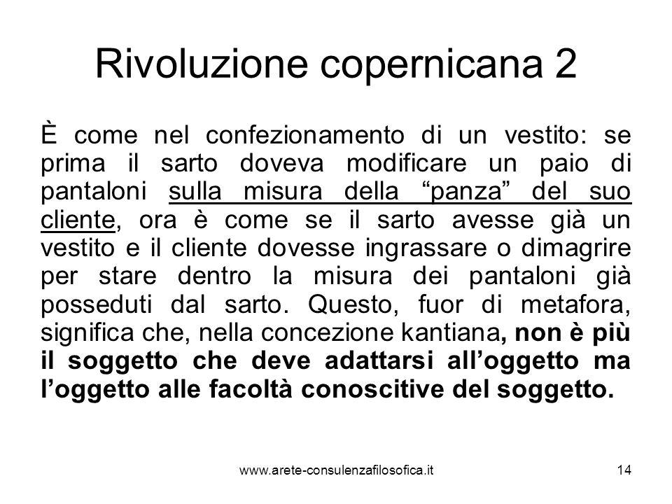 Rivoluzione copernicana 2