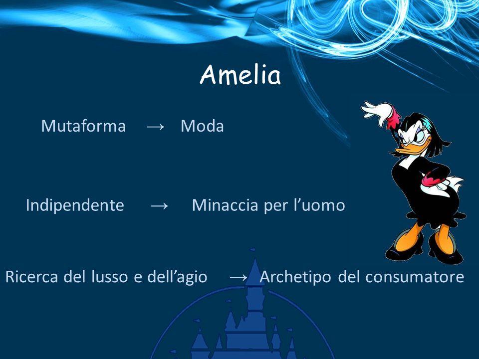 Amelia Mutaforma → Moda Indipendente → Minaccia per l'uomo