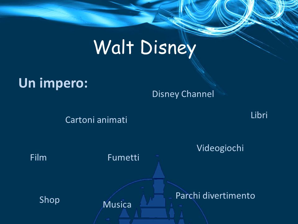 Walt Disney Un impero: Disney Channel Libri Cartoni animati