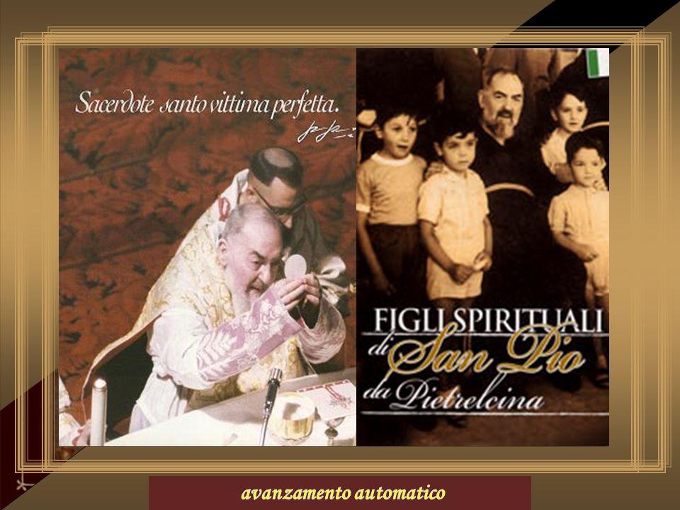 i bambini e la Madonna Pio Padre avanzamento automatico