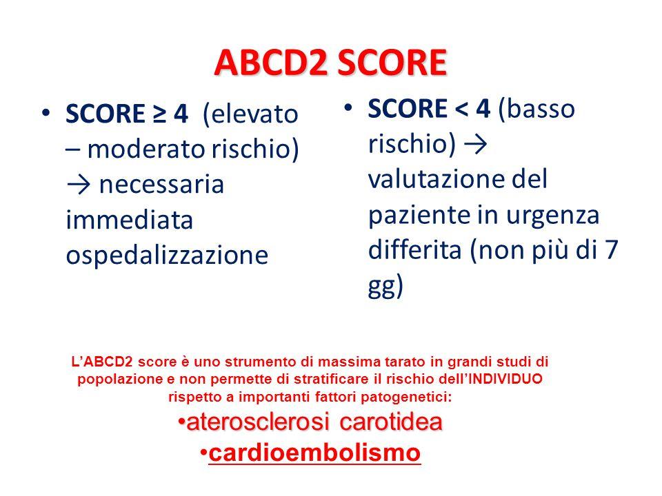 aterosclerosi carotidea