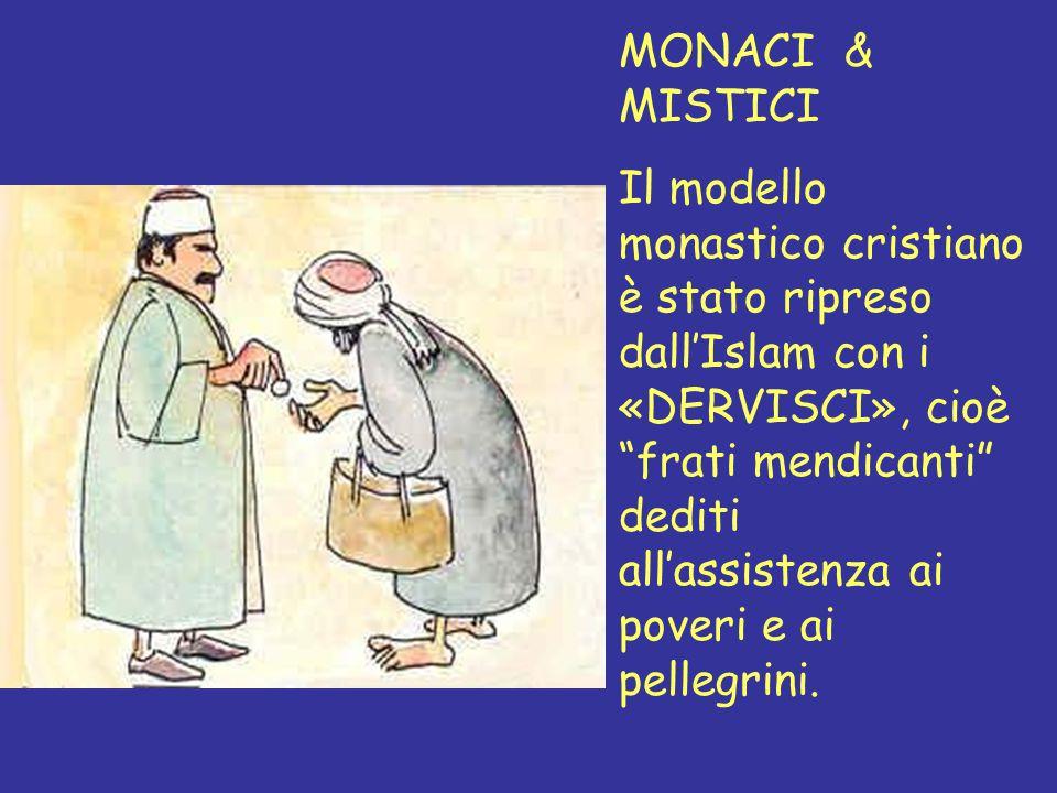 MONACI & MISTICI